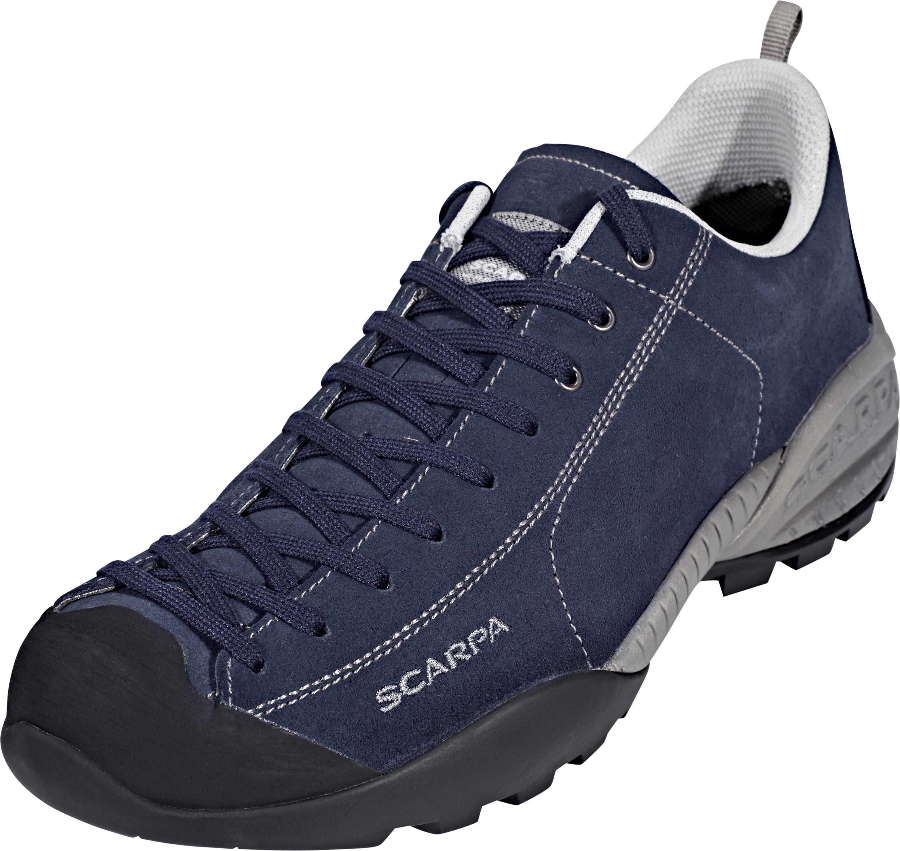 Scarpa Mojito GTX Shoes blue at Addnature.co.uk 7b0e99e91e6